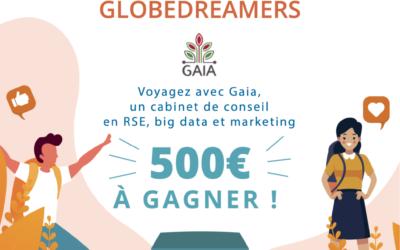 Les concours GlobeDreamers